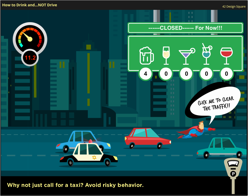 game-based elearning storyline